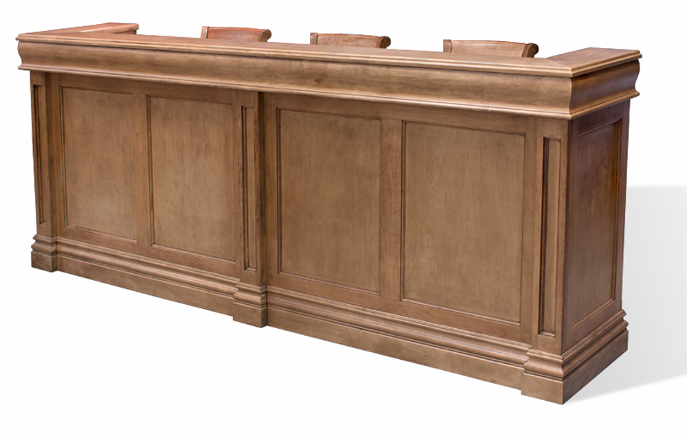 Custom Hillsborough Theater Bar