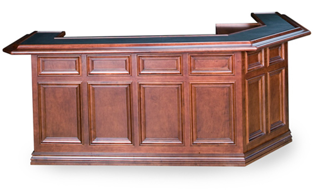 Rutherford 108 Deluxe Return Home Bar