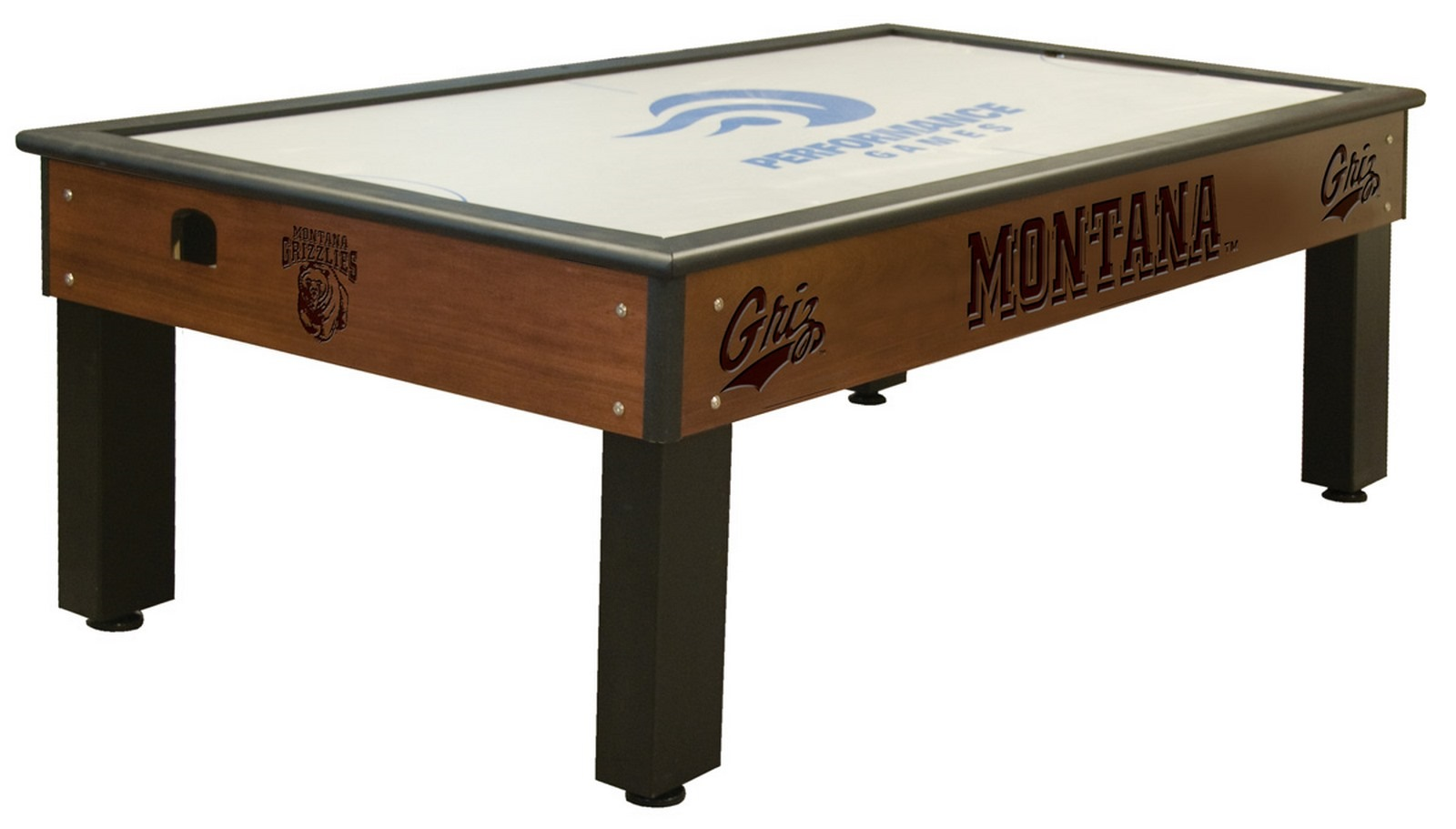 Olhausen Air Hockey Table of Montana Air Hockey 100% made in USA, manufactured by Olhausen ...