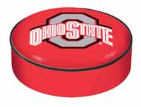 Ohio State University Bar Stool Seat Cover