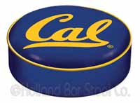 University of California Bar Stool Seat Cover