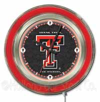 Texas Tech University Clock