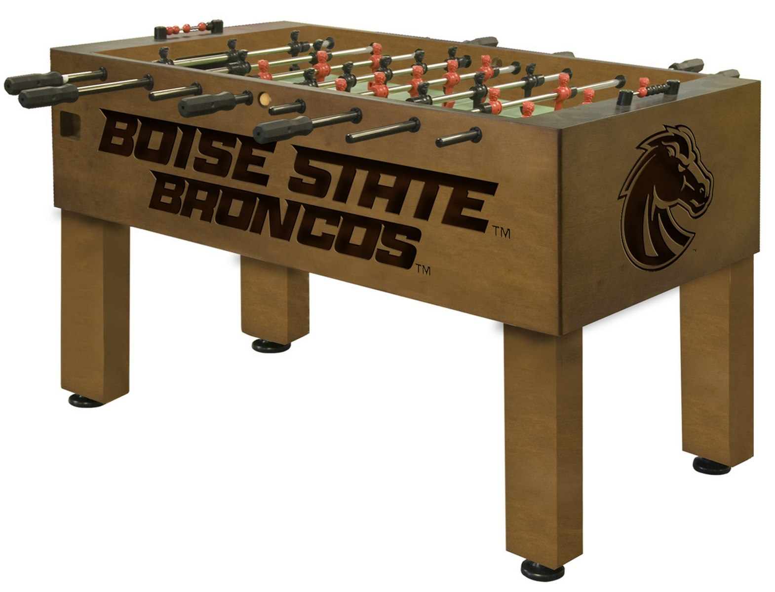 Boise State University Foosball 100 Made In Usa