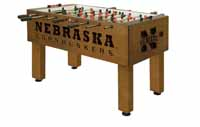 University of Nebraska Foosball
