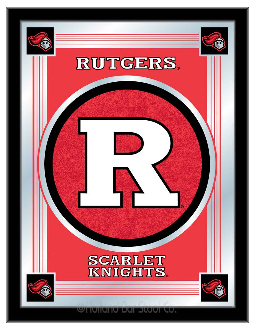 Rutgers Mirror 100 Made In Usa Manufactured By Holland