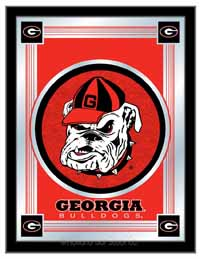 University of Georgia Bulldog Mirror