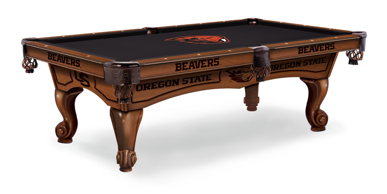 Oregon State University Pool Table