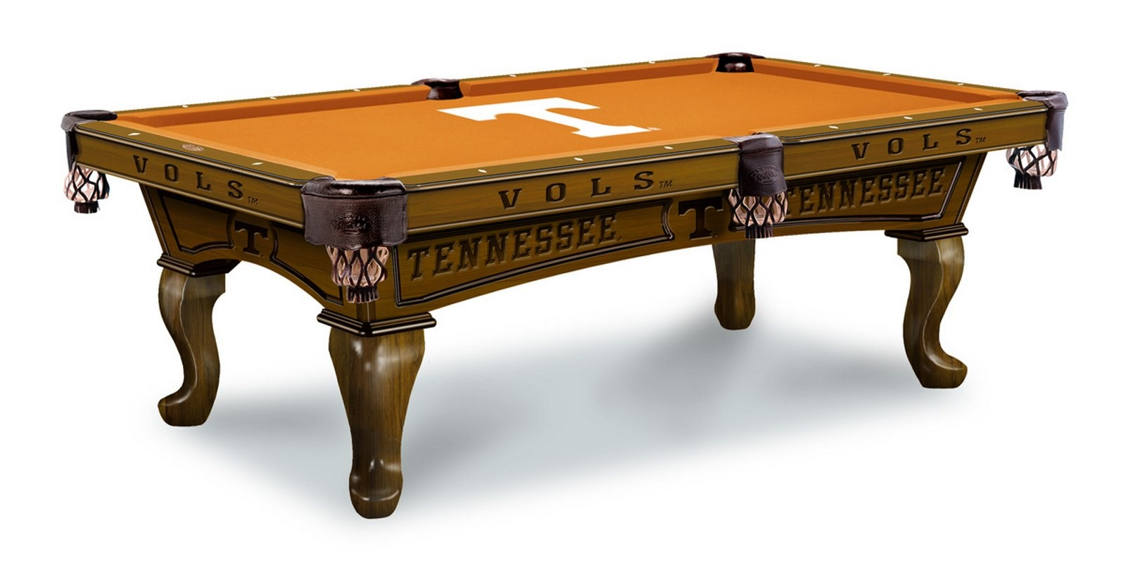 University Of Tennessee Pool Table Made In USA Manufactured By - Pool table movers knoxville tn