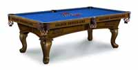 Oklahoma University Pool Table