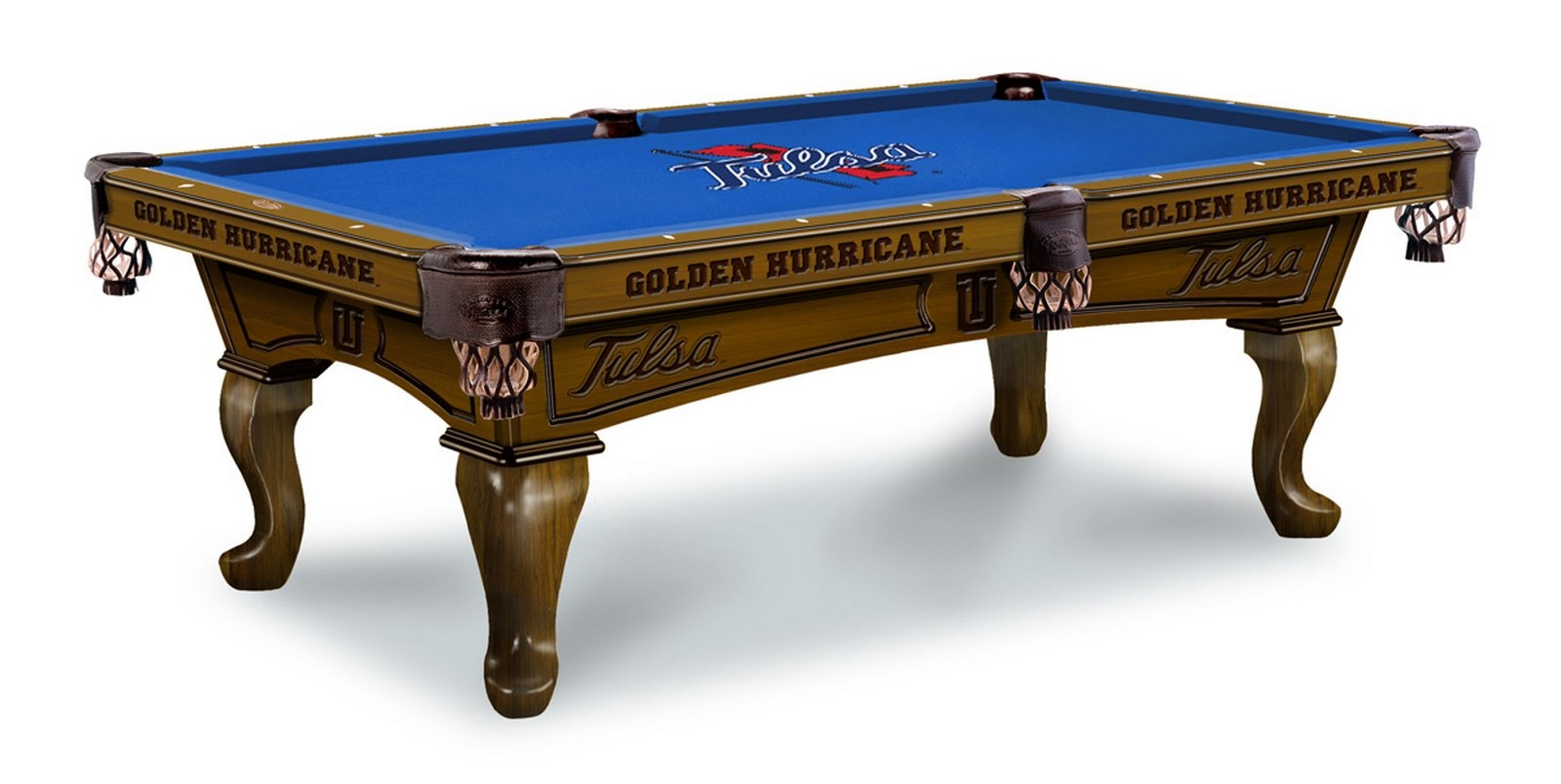university of tulsa pool table 100 made in usa