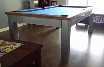tatum custom pool table