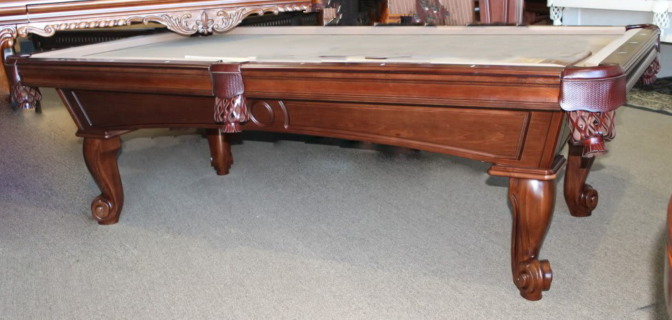 phoenician pool table