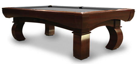 paragon pool table