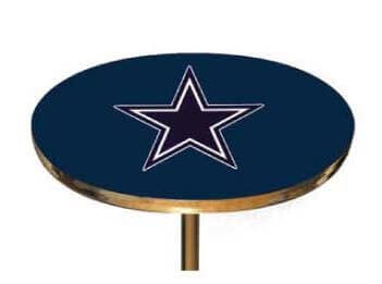 NFL pub tables
