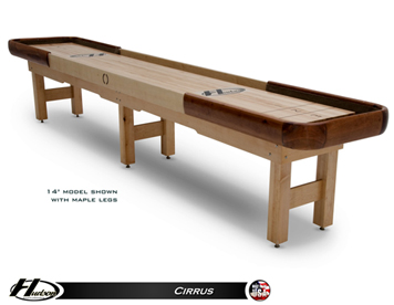 Cirrus Shuffleboard Table