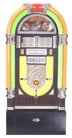 croseley juke box