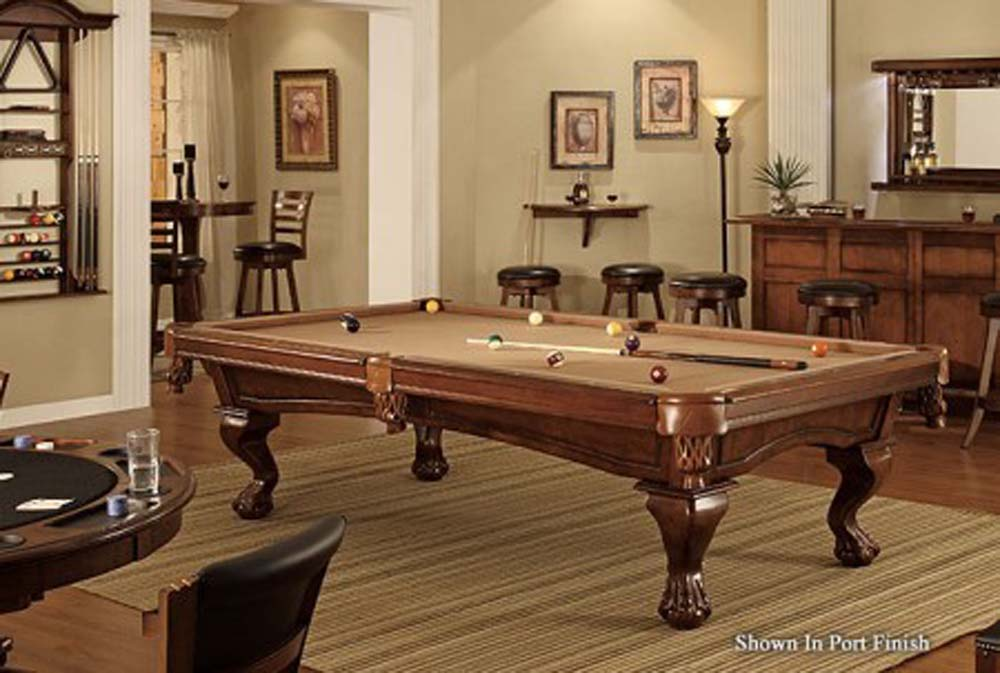 Legacy Pool Table Assembly Part 3 Designer Tables Reference