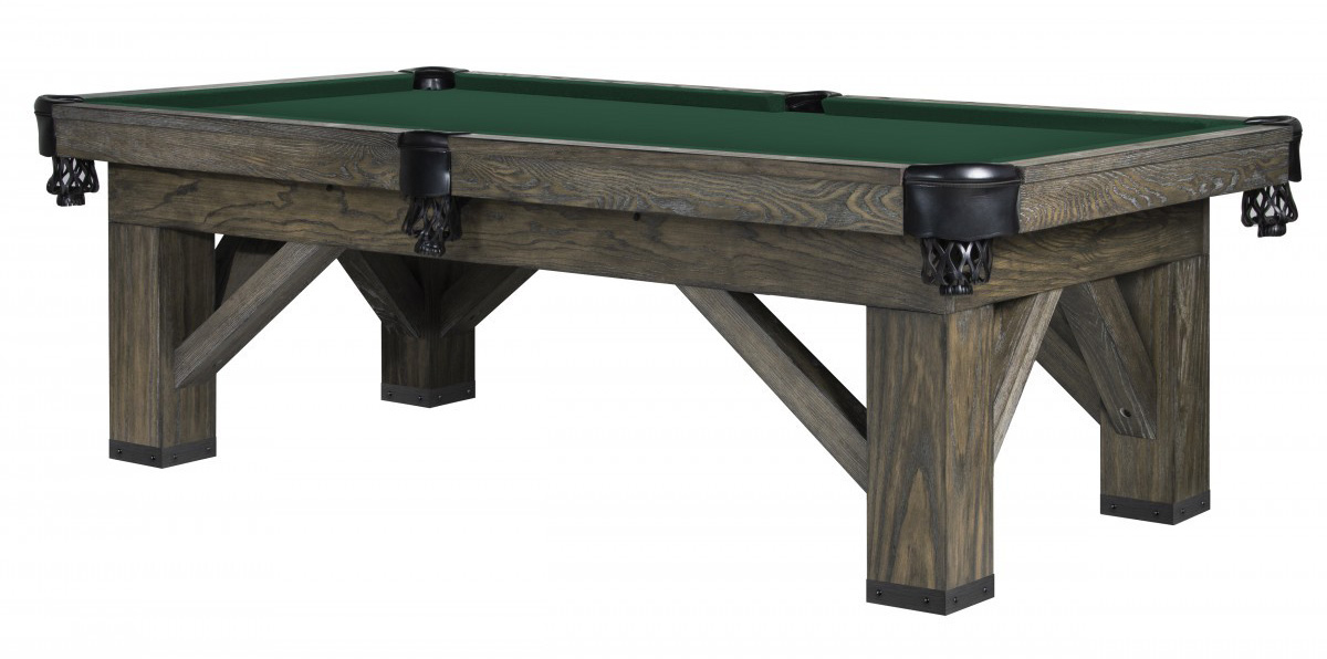 Diamondback Billiards - 7 foot diamond pool table