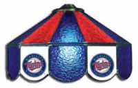 Minnesota Twins  Three Lamp Pool Table Lights