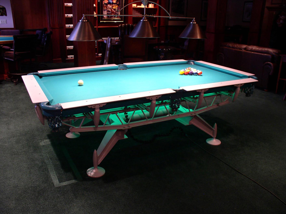 Martin Bauer Pool Tables High End Pool Tables