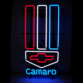 GM Camaro Neon Sign