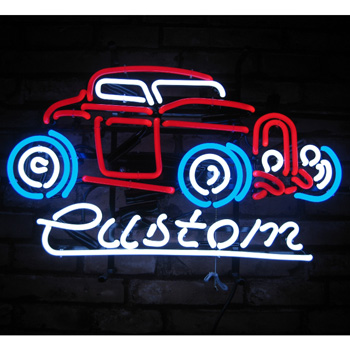 32 Custom Coupe Neon Sign