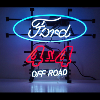 Ford 4x4 Neon Sign