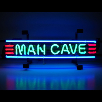 Man Cave Small Neon Sign