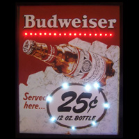 Budweiser Served Here