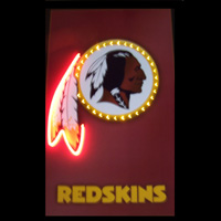 Redskins Neon