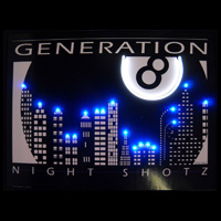 Night Shotz Generation 8 Neon