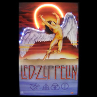 Led zepplin neon