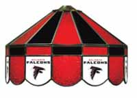 Atlanta Falcons NFL Single Swag Pool Table Lights