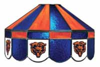 Chicago Bears NFL Single Swag Pool Table Lights