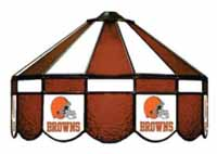 Cleveland Browns NFL Single Swag Pool Table Lights