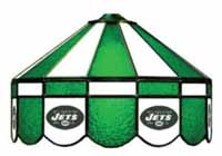 New York Jets NFL Single Swag Pool Table Lights