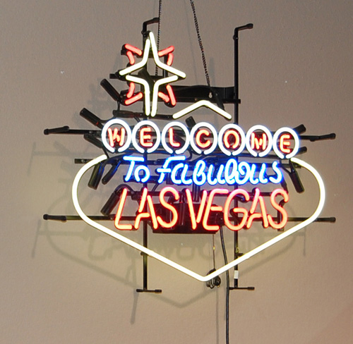Las Vegas Neon Light