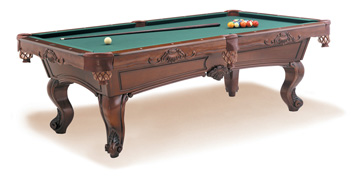 Santa Ana Pool Table Created By Olhausen Billiards - Santa ana pool table