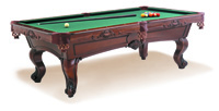 dona marie pool table