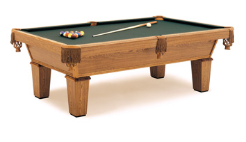 drake pool table