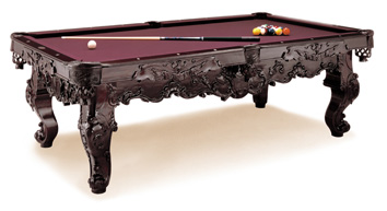 Excalibur Pool Table