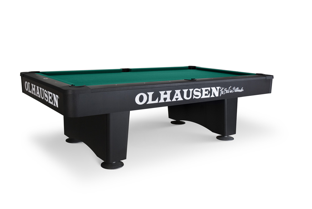 Grand Champion Two Pro Pool Table By Olhausen Billiards