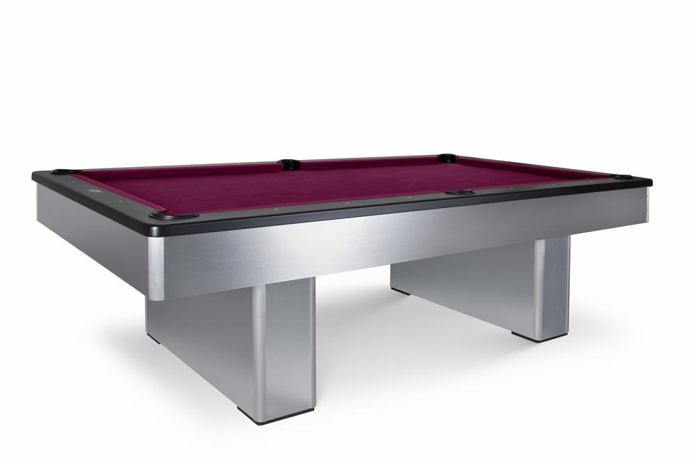 Modern Series Monarch Pool Table By Olhausen Billiards - Modern slate pool table