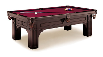 Remington pool Table