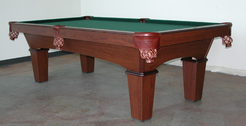 Olhausen Pool Table Dining Table Tops Solid Hardwood Tops - Ella pool table