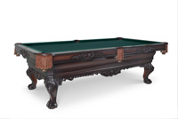 St Andrews Billiards table