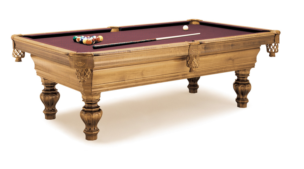 Olhausen Pool Table Pockets pool table
