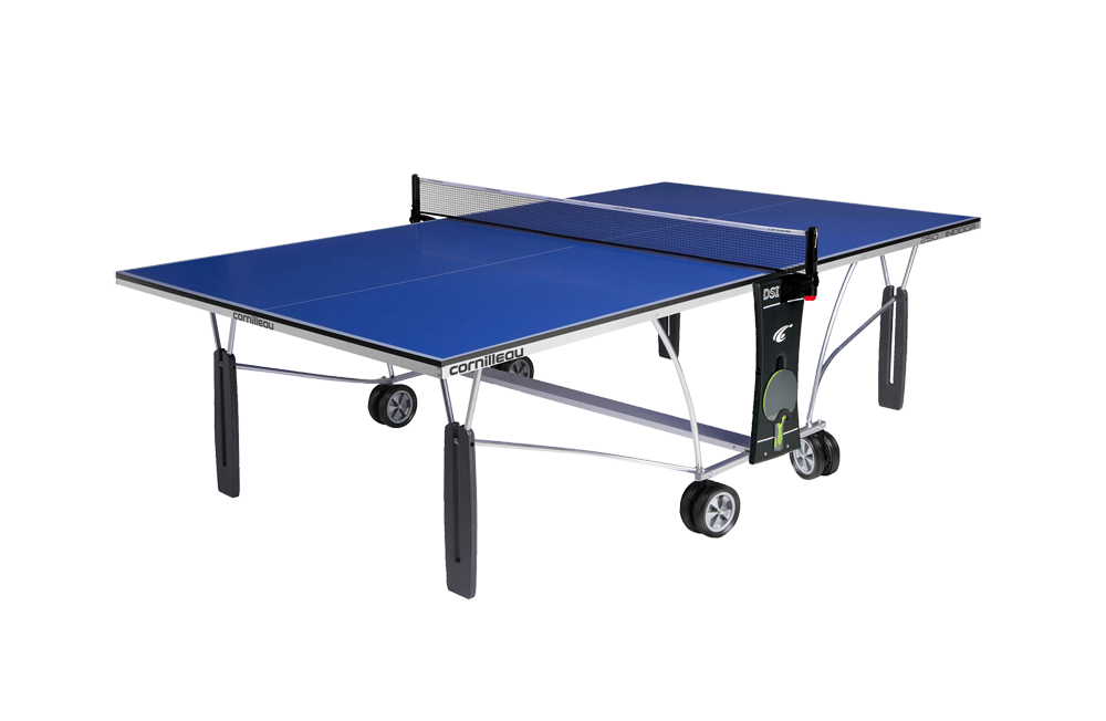 cornilleau 250m blue outdoor ping pong table. Black Bedroom Furniture Sets. Home Design Ideas