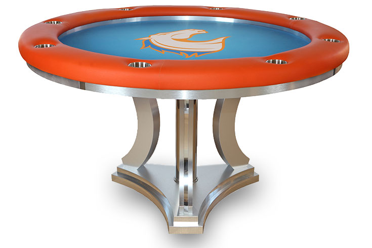 Falcon Stunning Poker Table Custom 60 Inch