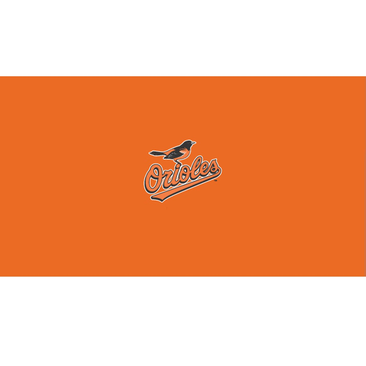 Baltimore Orioles Pool Table Cloth